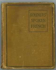 Soldiers' Spoken French