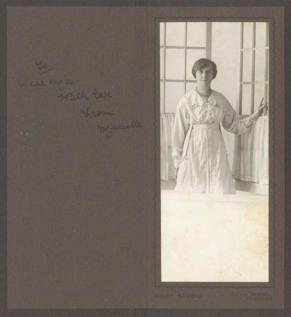 Muriel Crawford, c1914
