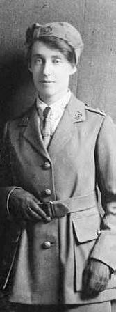 Vera Scantlebury Brown, 1918